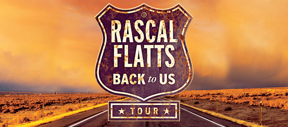 Rascal Flatts at AVA Amphitheater in Tucson at Casino Del Sol