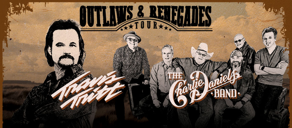 Outlaws & Renegades – Travis Tritt, Charlie Daniels with Love and Theft