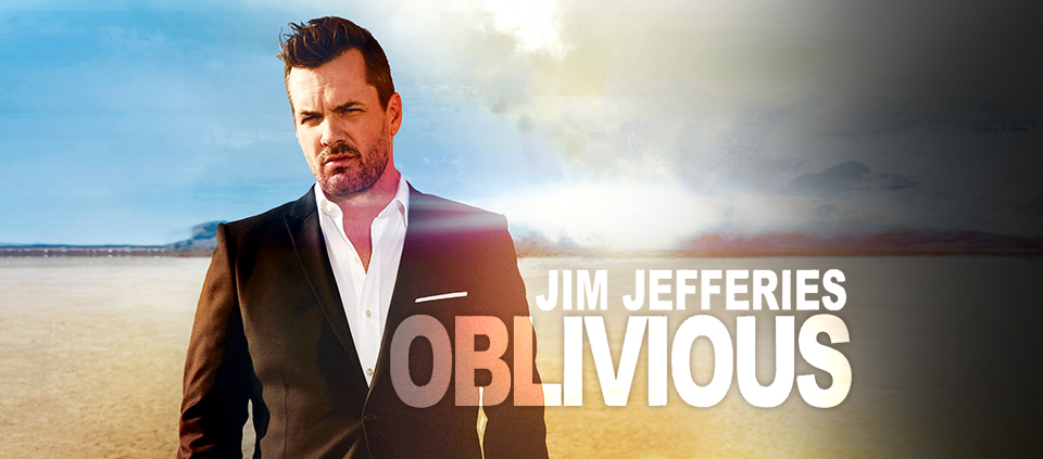 Jim Jefferies Oblivious Tour at AVA in Tucson