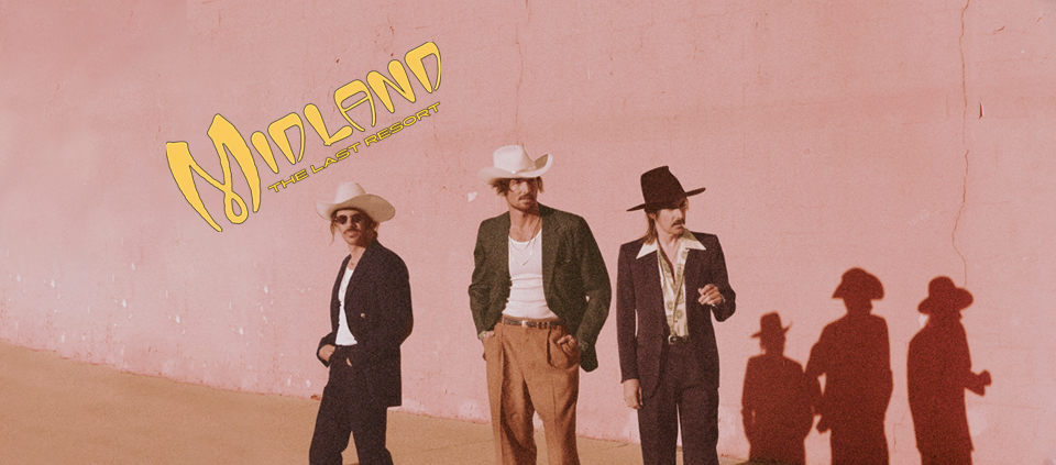Midland at AVA Amphitheater in Tucson AZ