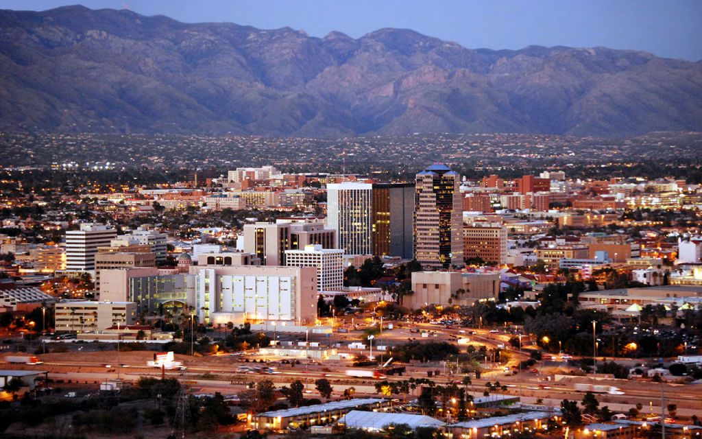 downtown-tucson