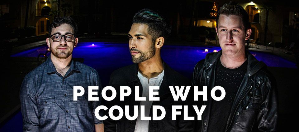 People Who Could Fly at Casino Del Sol