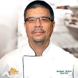 Chef Michael McTeer - Ume