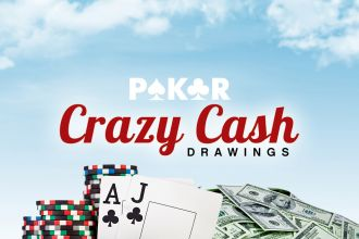 Poker Promotion Crazy Cash Drawings
